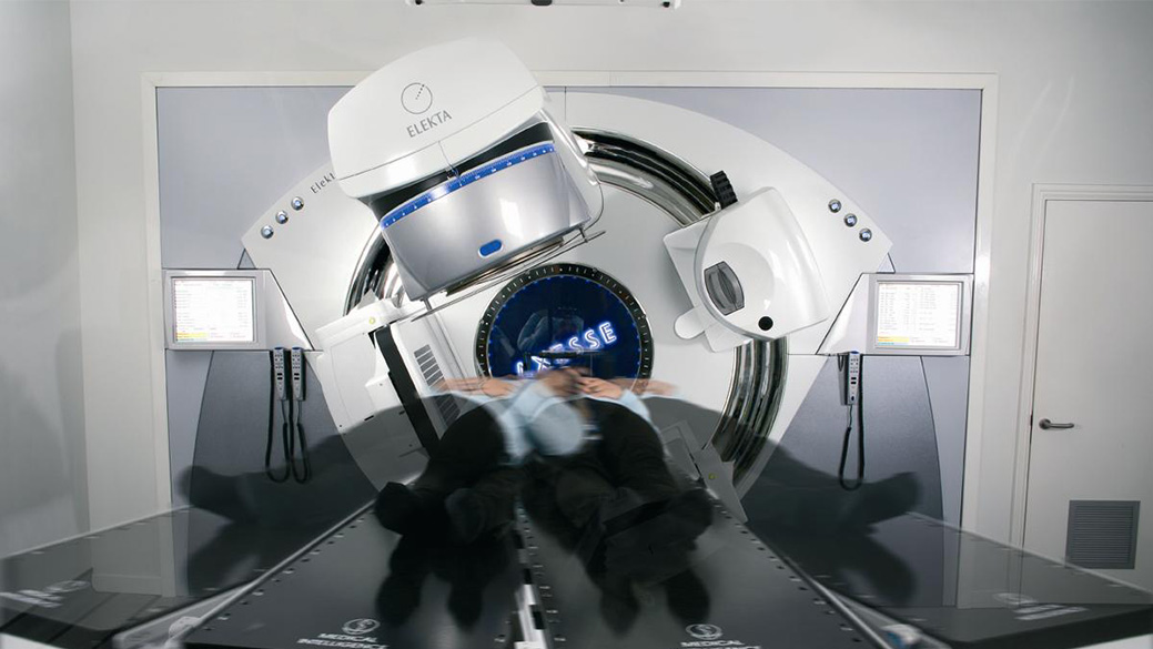 Re-thinking Elekta's neurosciences unit